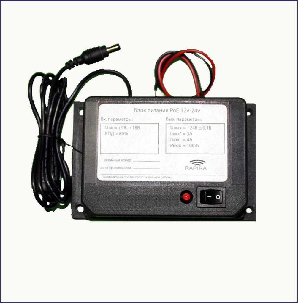 С2000-Ethernet : Преобразователь интерфейса ...